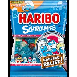 Haribo Schtroumph