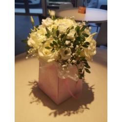 Bouquet de Fleurs Fraîches Jaunes