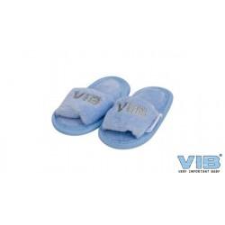 Claquettes bébé bleu